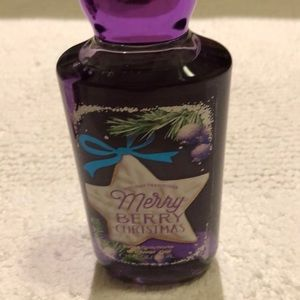 Other - Merry Berry Christmas Shower Gel